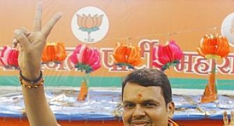 BJP trashes Sena claim to CM's chair, says it's ours
