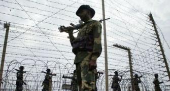 Tensions flare up at LoC as Pak opens fire on troops
