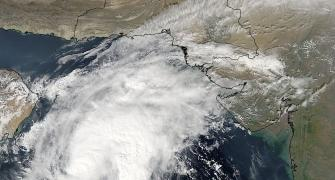 Gujarat heaves sigh of relief as 'Nilofar' fizzles out