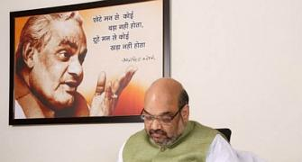 Exclusive! Amit Shah: 'There is no politics of Hindu-Mussalman'