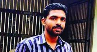 CPM leader's son faces probe for FB post on RSS worker's murder
