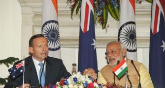 India, Australia sign landmark civil nuclear deal