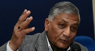 Gen V K Singh wants govt to appeal Rath verdict