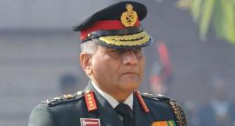 Gen Rath absolved of wrongdoing, V K Singh virtually indicted