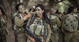 Meet the desert cats: Israel's battle-ready female fighters