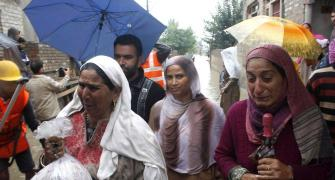 Sacrifice, courage keep hope afloat in flood-hit Kashmir