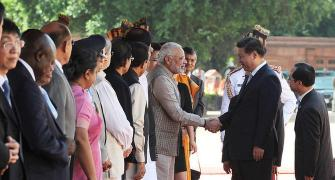 How Modi plans to deal with China