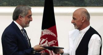 US hails Afghan power-sharing deal