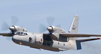 No trace of missing AN-32 as op continues for 3rd day