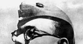 From Rediff archives: Netaji did not die in air crash, says web site
