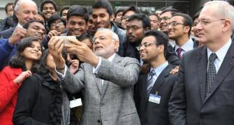 Bonjour Modi! Best moments from PM's France visit