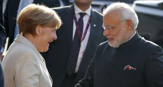 Modi's op-ed in German newspaper