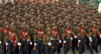 Gorkha Rifles marks 200 years of service