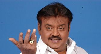 Numbers favour Jaya as Vijayakanth decides to go it alone in TN polls