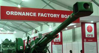 The 45-calibre Dhanush field artillery gun is here!