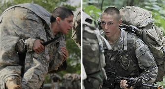 PHOTOS: Meet the first women soldiers from US army's toughest school