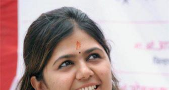 Is she the Deepika Padukone of Indian politics?