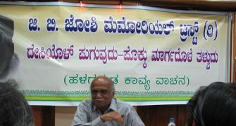 The Courageous Professor M M Kalburgi: A Tribute