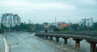 PHOTOS: Chennai marooned