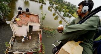 How I survived 4 days of Chennai floods