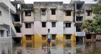 When Chennai floods forced Chief Minister MGR to shift homes