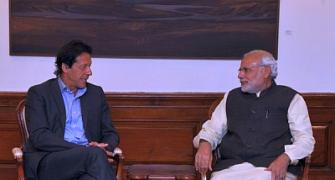 Expect sabotage, but talks should go on: Imran tells Modi
