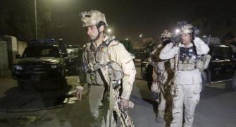 Taliban attackers dead, foreigners rescued in Kabul standoff