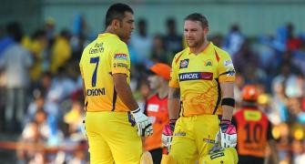 IPL draft: Dhoni, McCullum and Jadeja up for grabs