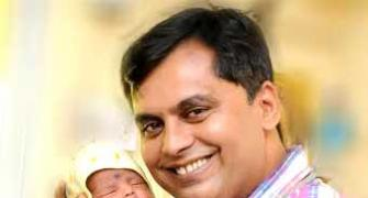 The doctor who delivers girl children free of cost