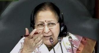 Lok Sabha Speaker expunges own remarks after Congress protests