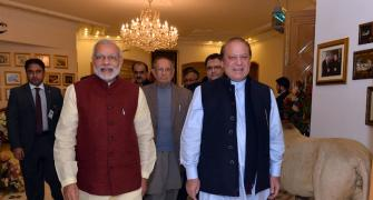 'Modi's Pakistan policy shows his weakness'
