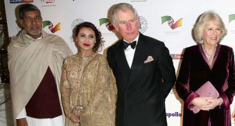 Rani, the Royals and the Nobel Laureate