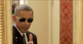 Here's why Obama's the coolest president EVER!