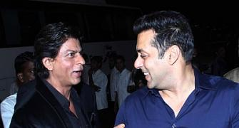 He filed cases against AIB, Salman, SRK