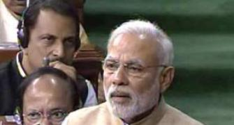 My govt's only religion is India first: PM Modi
