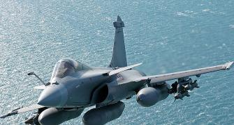 Courting trouble on the Rafale