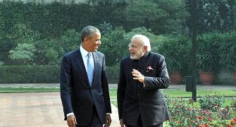 Modi & Obama's back-room boys broke impasse on N-deal in London