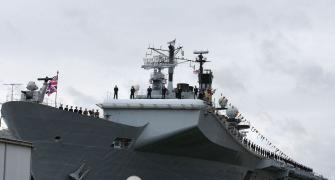 India, US discuss plans to develop next-gen aircraft carrier