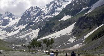 'Himalayan glaciers are melting, but will still exist by 2099'