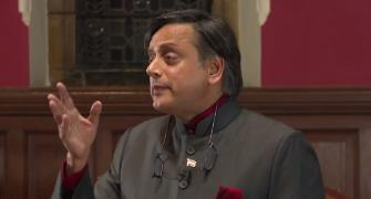 8 lessons from Tharoor's electrifying Oxford speech