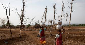 Parched Maharashtra village looks to 'water wives' for relief