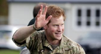 No one in royal family wants to be king or queen: Prince Harry