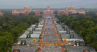 Yoga Day sets 2 Guinness records; 35K; 84 nationalities participate