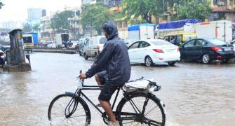 Heavy rains leave Mumbai crawling yet again