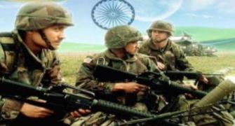 Martyrs Day faux pas: US army men not Indian soldiers on hoardings