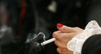 BJP MP: 'Many people who do not smoke also get cancer'
