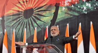 Every moment is for 125 cr people of India: Top quotes from Modi speech
