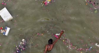 Rescuing the Ganga and the country