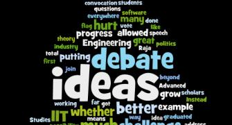 Word cloud: RBI Governor Raghuram Rajan's speech at IIT Delhi
