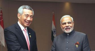 Modi in Singapore: Bolstering a pivotal relationship